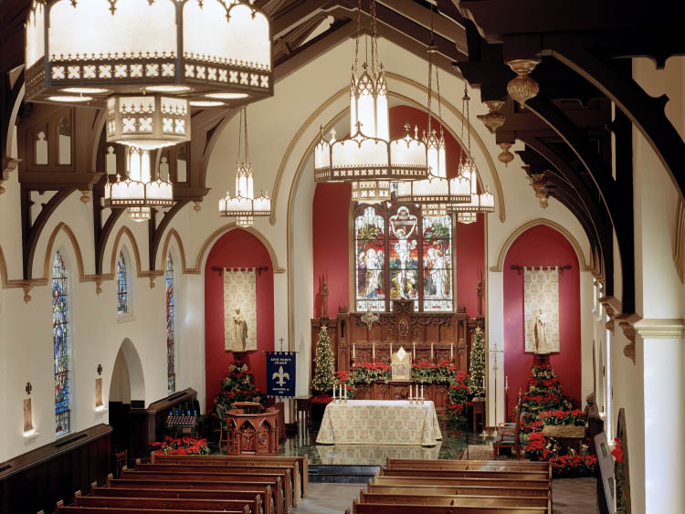St Mary S Catholic Church Project Gallery Manning Lighting,4 Bedroom House Designs Uk