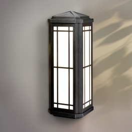 Riverside Angle Wall Mount Exterior Sconce