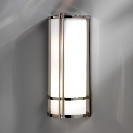 Column Sconce Rail Exterior