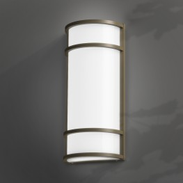 Column Sconce 4-Bar Exterior