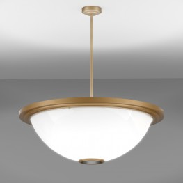 Tradition Pendant with Downlight