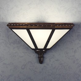 Facet Sconce