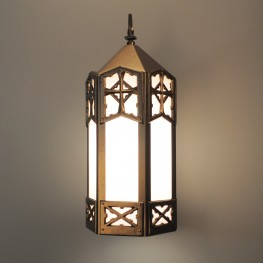 Gothic Exterior Sconce (LBE-305)