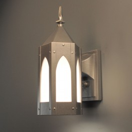 Gothic Exterior Sconce