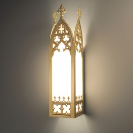 French Gothic Sconce