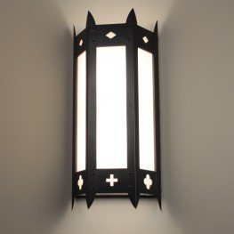 Transitional Sconce