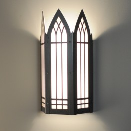 New England Gothic Sconce