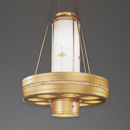 Manning Lighting Contemporary Gothic