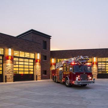 St. Louis Park Fire Station